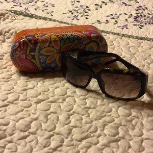 Brighton sunglasses with case.